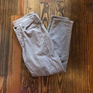 Gap corduroy pants. Size 29/8R